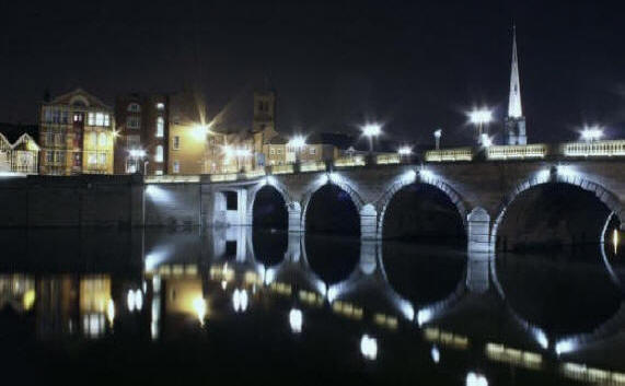 Worcester Birdge - Photo By Steve Winters
